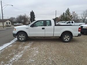 2007 Ford F150 ext cab 4x4