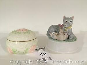 Music Box and Musical Figurine - Pickup B