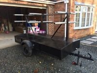Windsurf / sup / surf trailer in exc cond