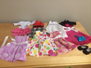 """18"""" doll clothes - American Girl & others"""