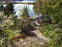 Gorgeous new Cottage summer rental haliburton