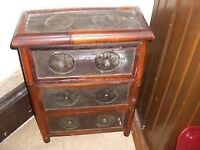 MINI CHEST OF DRAWS - JUST 2FT TALL - CLACTON CO15 6AJ