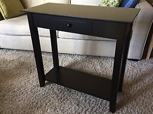 Entry/Hall Table in Black