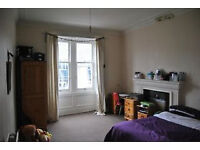 Lovely spacious room available at Haymarket,only yards from the station.