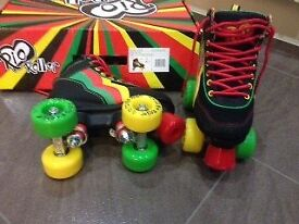 Rio Roller Skates - Size UK 12