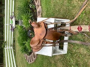 "15"" Kenway Model 2801 Roping Saddle"