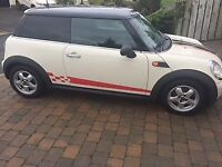 Mini One 1.4 3 Door Hatch 2009 with Chilli Pack