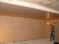 Plastering/ Rendering