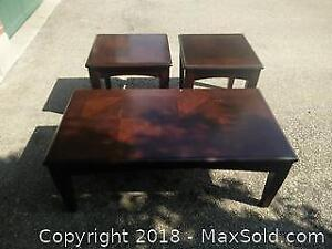 Matching side table set