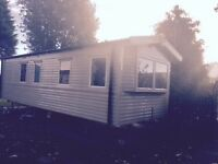 Static Caravan For Sale, Sited Great Park North Wales By The Beach