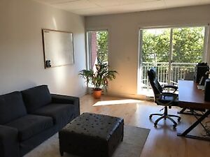 SUBLET for February: Furnished 3½ in Saint Henri