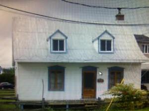 Structure pour maison ancestrale