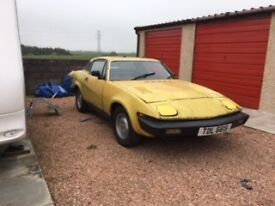 Triumph TR7 - Rare 2.0l Model - Restoration Project