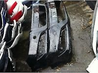Vauxhall Astra front bumper 2007-2011