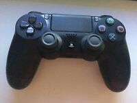 Playstation 4 controller black