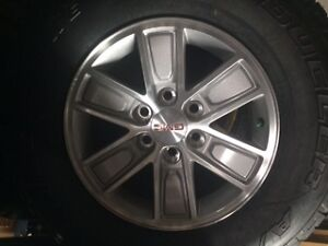 TAKE OFF WHEELS AND TIRES