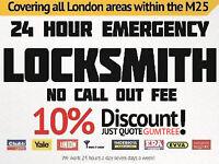 24 Hour Emergency Locksmith services - Price Match