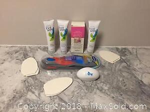 Womens Foot Care Lot