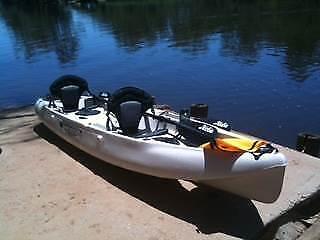 Hobie Mirage Outfitter tandem kayak