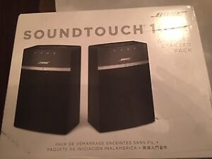 Bose SoundTouch Bluetooth Speakers