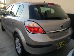 2006 Holden Astra CD MY07 Hatchback Manual Waratah Newcastle Area Preview