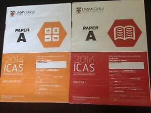 ICAS Past Papers