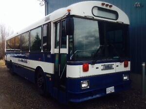 Bus for Sale. Low miles. 41 passenger Thomas MVP