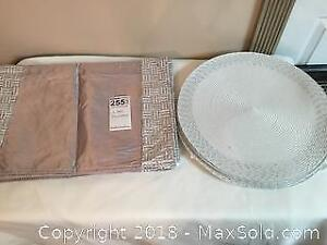 Two Sets Of Placemats - A