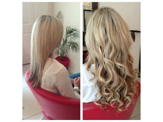 Micro Loop Hair Extensions Glasgow 83