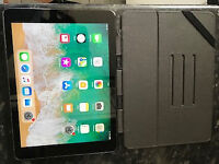 iPad Air 1, WiFi, 16GB, Space grey in excellent condition ead and charger £145