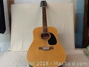 Madera 12 String Acoustic Guitar