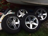 2012 dodge ram rims and tires