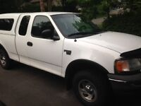 Ford f 150 2002
