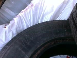 4 tires used Dodge Neon SX 2.0 Very good condition all season Kingston Kingston Area image 4
