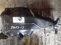 Mercedes c class w204 c220 cdi auto rear differential call for any info
