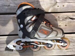 Reebok Rollerblades size 8