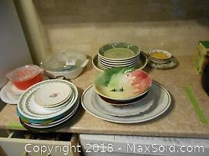 Stoneware And Corelle A