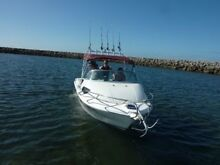 Classic Craft 5000 with 90hp Johnson Outboard. Wallaroo Copper Coast Preview