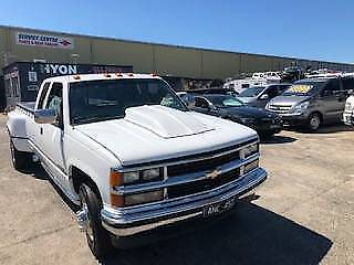 Chevrolet Other Ute 1996 Campbellfield Hume Area Preview