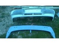 FORD ESCORT MK4 RS TURBO XR3I FRONT AND REAR BUMPERS