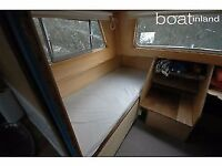 Room to Let for the Summer on a Canal/River Boat