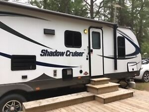 Roulotte shadow cruiser 2015