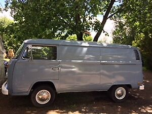 1979 VW Panel Van Restored. Excellent Condition