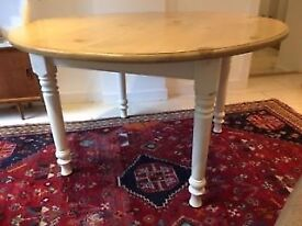 ROUND KITCHEN / DINING TABLE