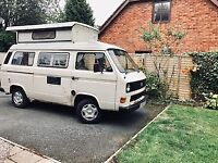 VW Pop-Top Camper 1987