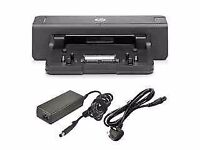 HP90W docking station with HP (KB-0136) keyboard and mouse