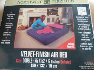 Double Air Bed Kingston Kingston Area image 1
