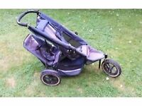 Phil & Tedds Double buggy