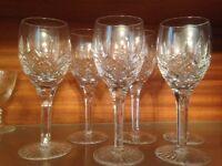 Crystal Stem Glasses