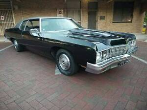 1971 Chev Impala Coupe Chevy Chevrolet 396 Big Block Klemzig Port Adelaide Area Preview